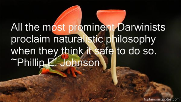 Quotes About Darwinist