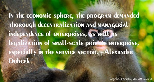 Quotes About Decentralization