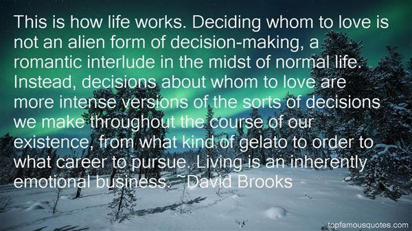 Quotes About Decision Making In Career