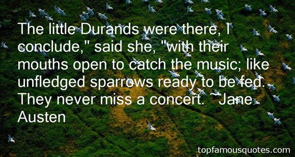 Quotes About Durand