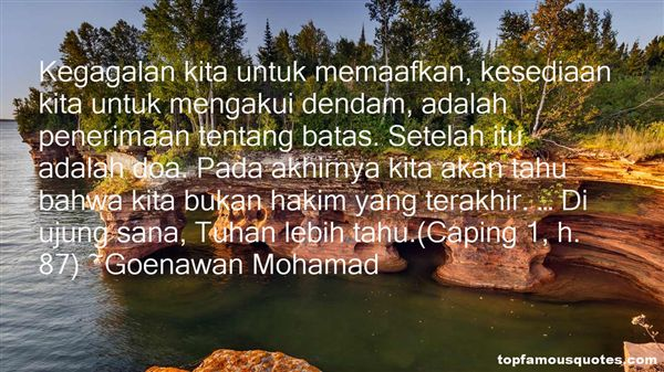 Quotes About Gagal