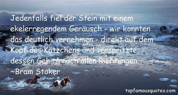 Quotes About Gehirn