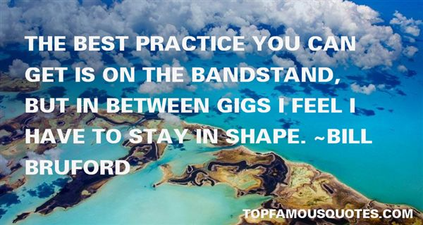 Quotes About Gigs