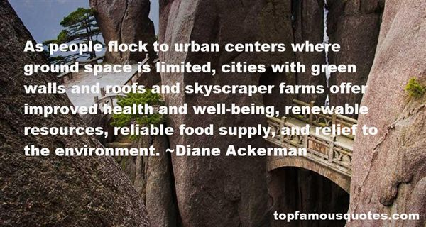 Quotes About Green Roofs