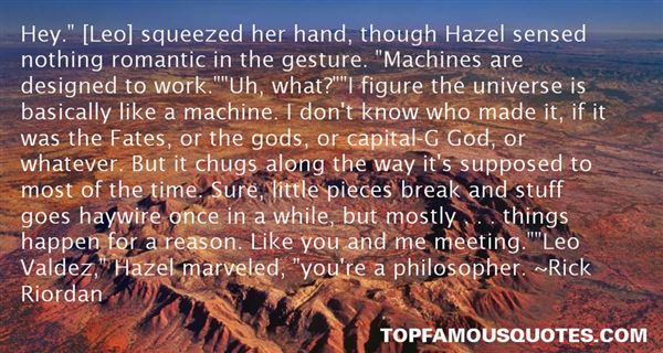 Quotes About Haywire