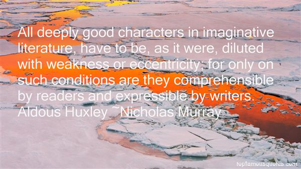 Quotes About Huxley