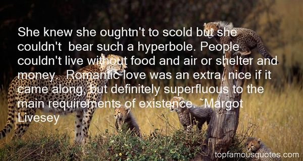 Quotes About Hyperbole Love