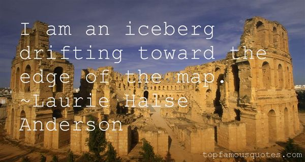 Quotes About Iceberg
