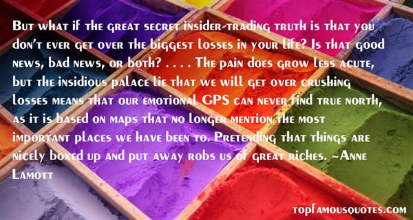 Quotes About Insider Trading