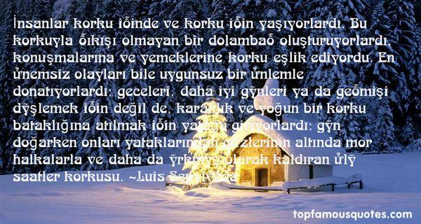 Quotes About Korku