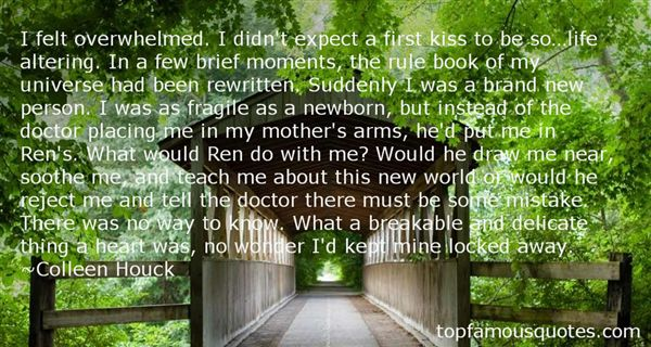 Quotes About Life Altering Moments