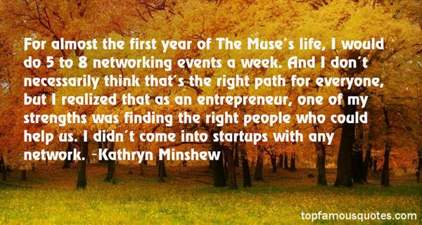 Quotes About Networking Events