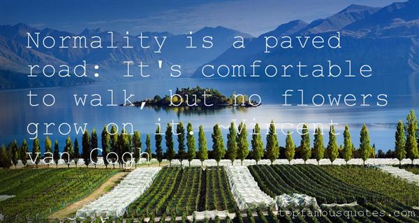 Quotes About Normality