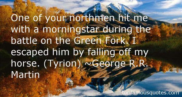 Quotes About Northmen