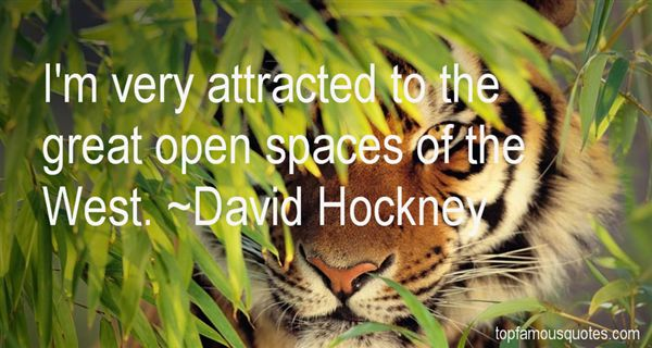 Quotes About Open Spaces