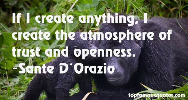 Quotes About Openness