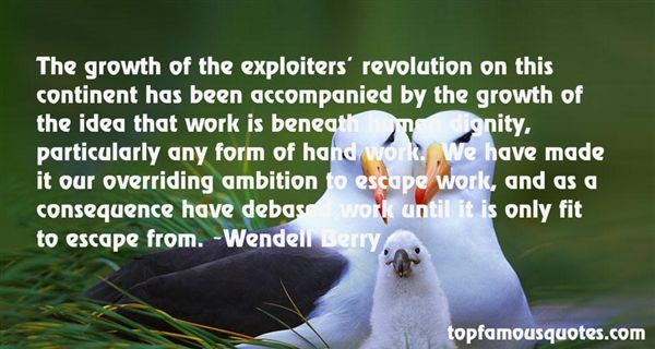 Quotes About Over Ambition