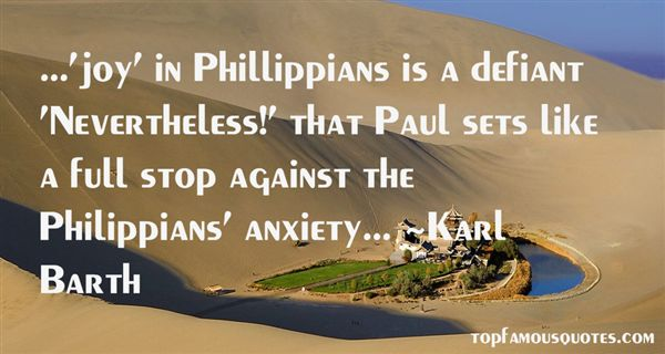 Quotes About Phillippians