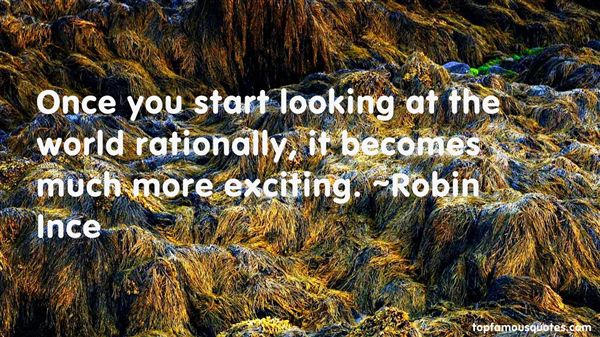 Quotes About Rationally