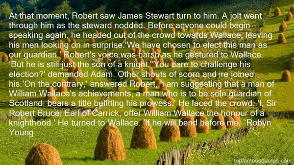 Quotes About Robert The Bruce
