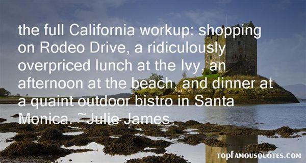Quotes About Santa Monica