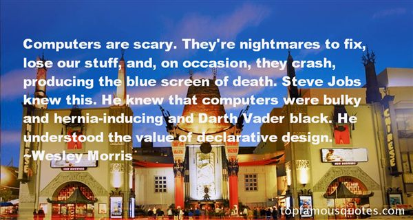 Quotes About Scary Nightmares