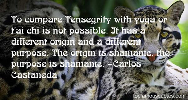 Quotes About Shaman