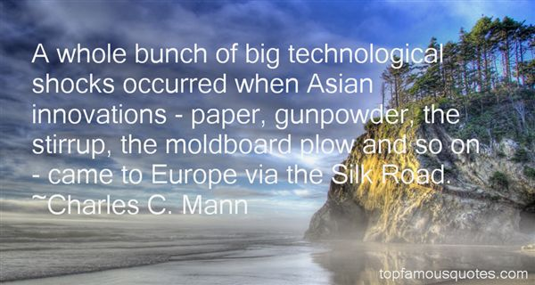 Quotes About Silk Road