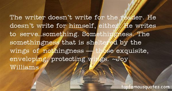 Quotes About Somethingness