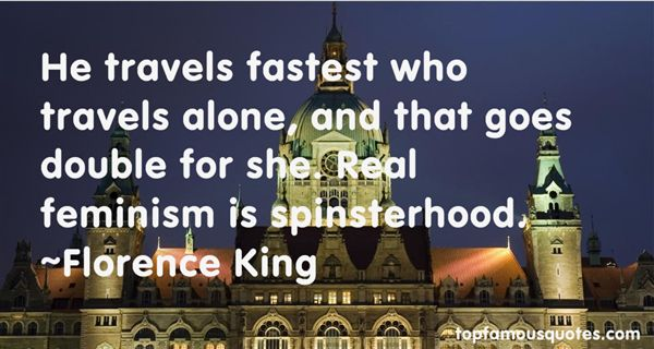 Quotes About Spinsterhood