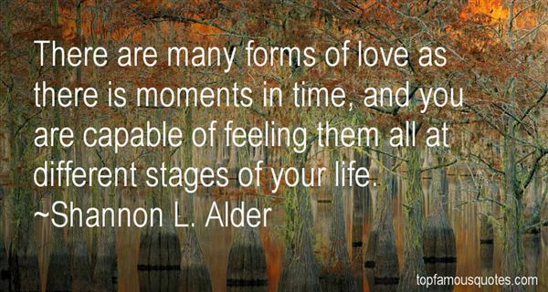 Quotes About Stages Of Life
