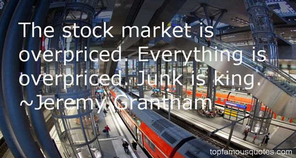 Quotes About Stock