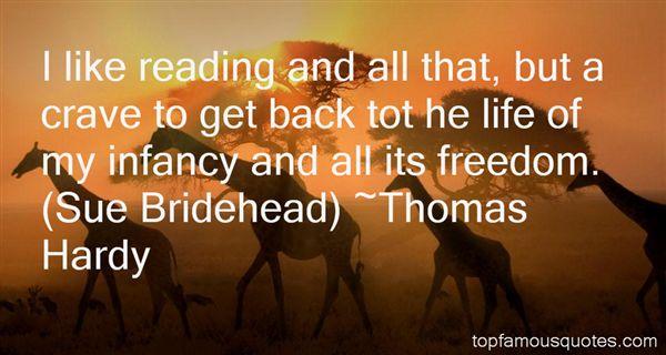 Quotes About Sue Bridehead