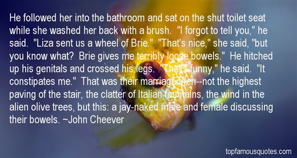 Quotes About Toilet Seat