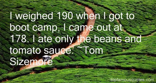 Quotes About Tomato Sauce