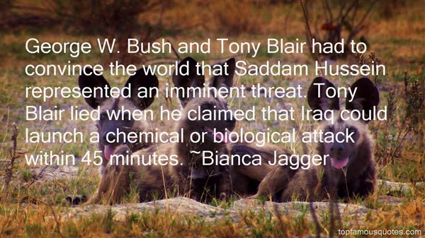 Quotes About Tony Blair