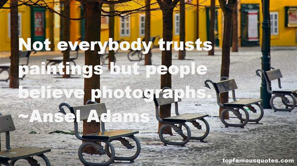 Quotes About Trusts