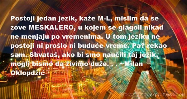 Quotes About Vreme