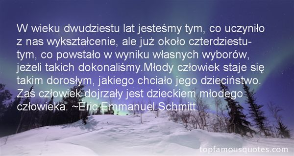 Quotes About Wieku