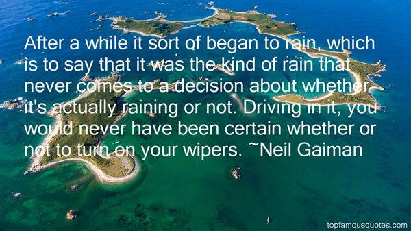 Quotes About Wipers