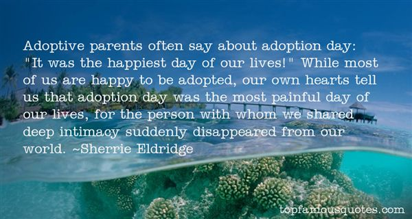 Quotes About Adoption Day
