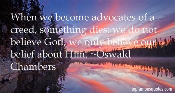 Quotes About Advocate