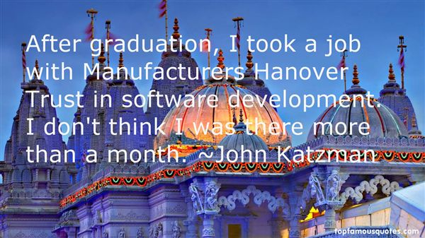 Quotes About After Graduation