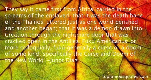 Quotes About Antilles