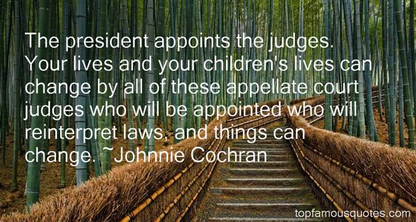 Quotes About Appellate