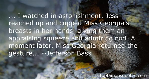 Quotes About Astonishment