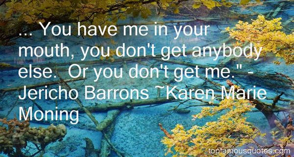 Quotes About Barron