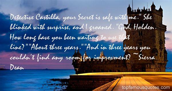 Quotes About Castilla