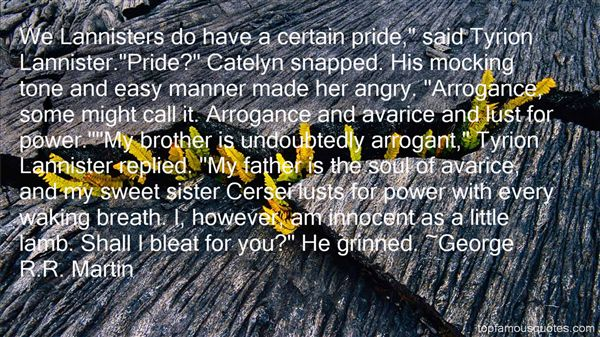 Quotes About Catelyn