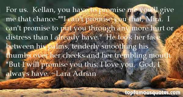 Quotes About Chance And Love